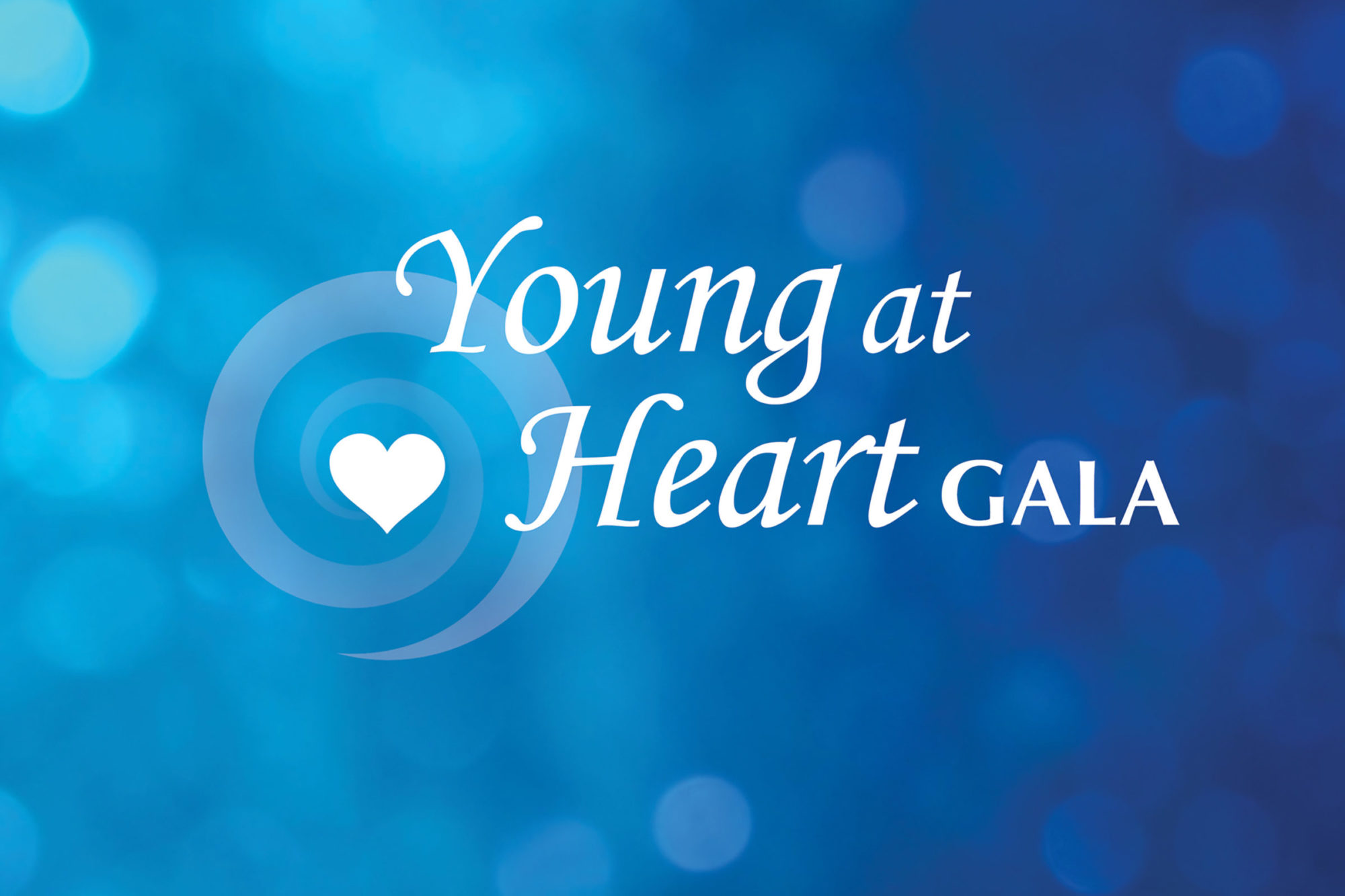 Rescheduled: Young at Heart Gala
