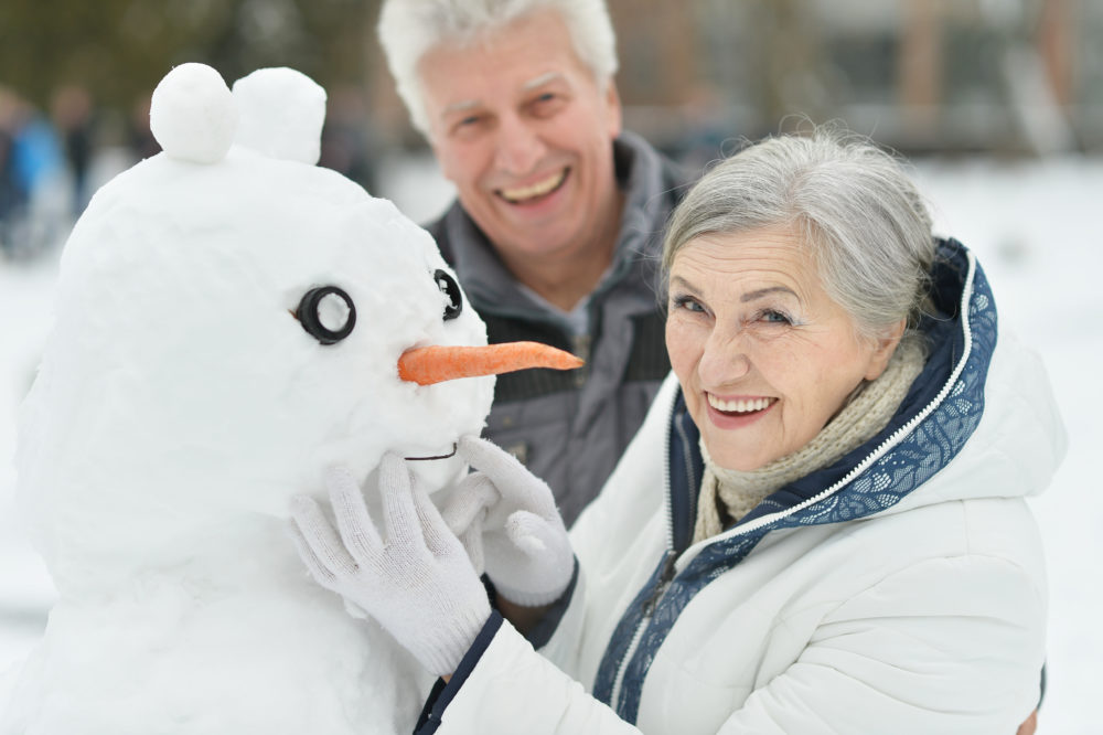 Winter Tips for Seniors